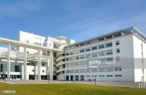 Krankenhaus-Gebäude