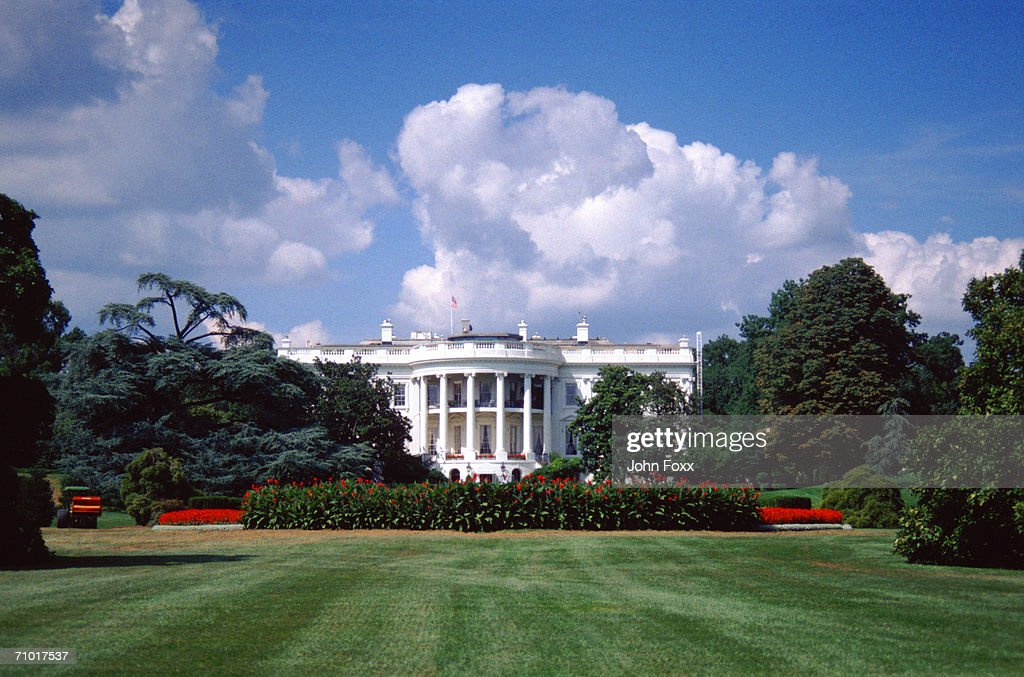 White House, Washington : Stock Photo