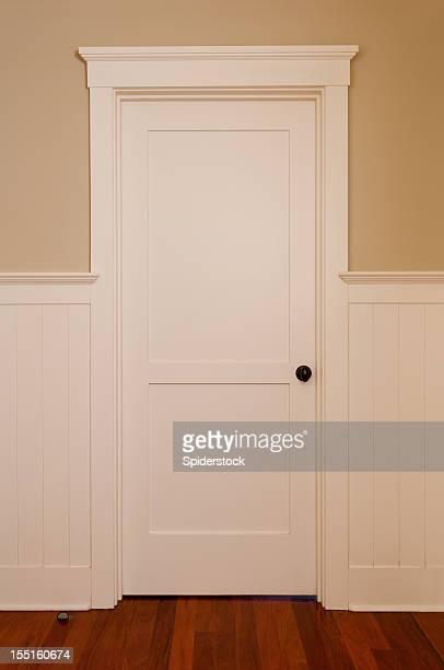 White Interior Door