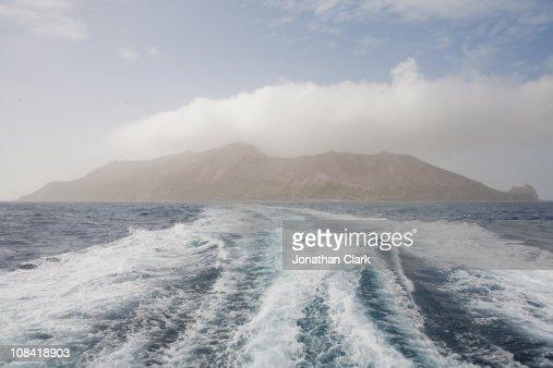 White Island : Stock Photo