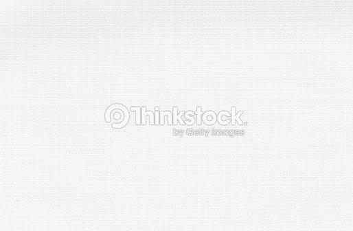White linen fabric : Stock Photo