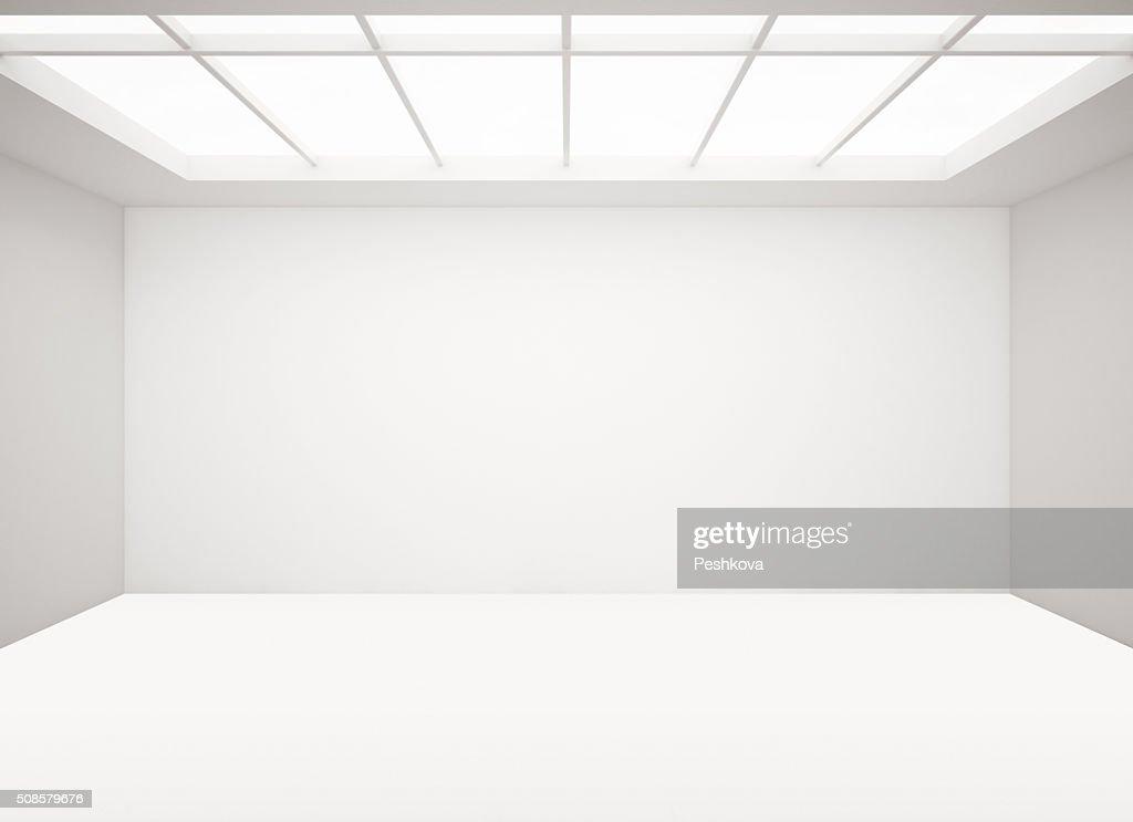 white loft : Stock Photo