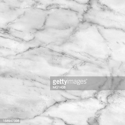 White marble texture. : Stock Photo