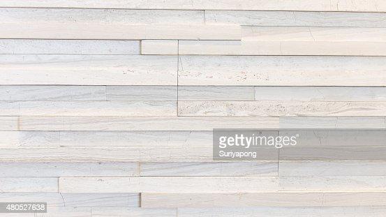 Bianco marmo parete di consistenza e di sfondo. : Foto stock