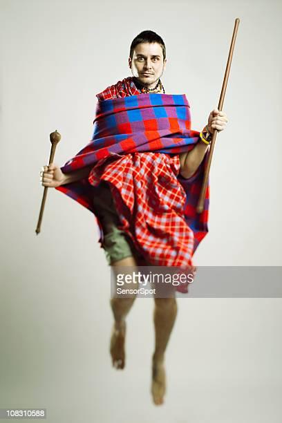 Blanc Culture massaï