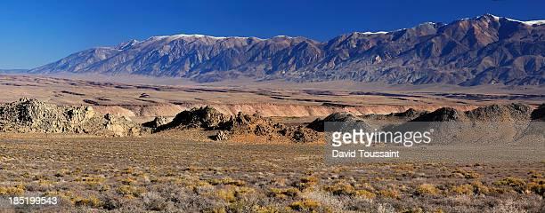 White Mountains panorama