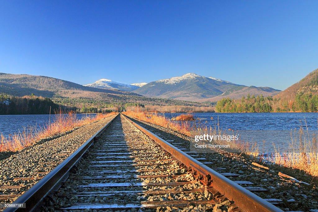 White mountains railway