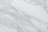 White natural pattern of marble stone background.