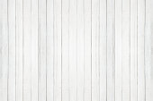 white natural wood wall texture and background seamless,Empty surface white wooden for design