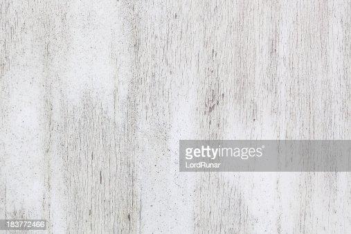 ホワイトペインティッド風化した木材