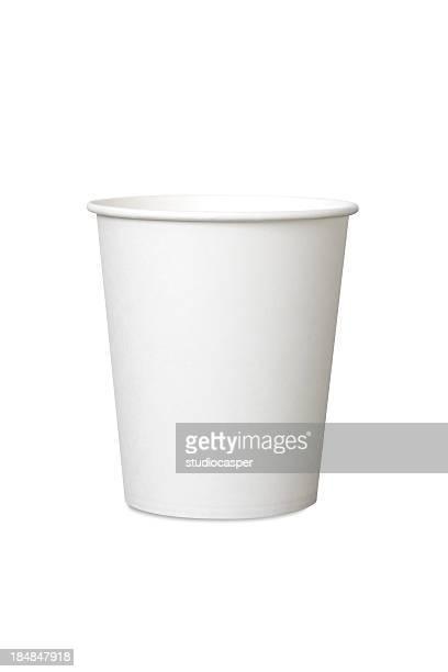 ホワイトペーパーカップ