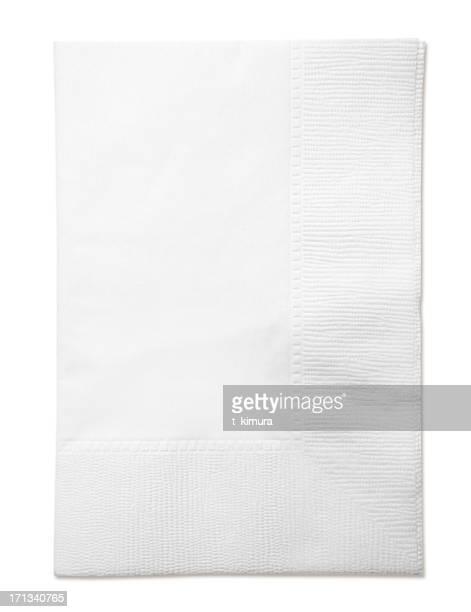 Livre blanc Serviette de table