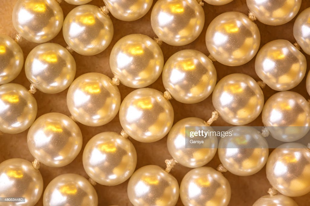 White pearl : Stock Photo
