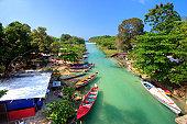 White river, Jamaica