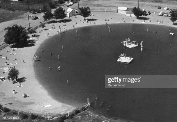 White Sands Beach Club Swimming its sands beach club Credit Denver Post