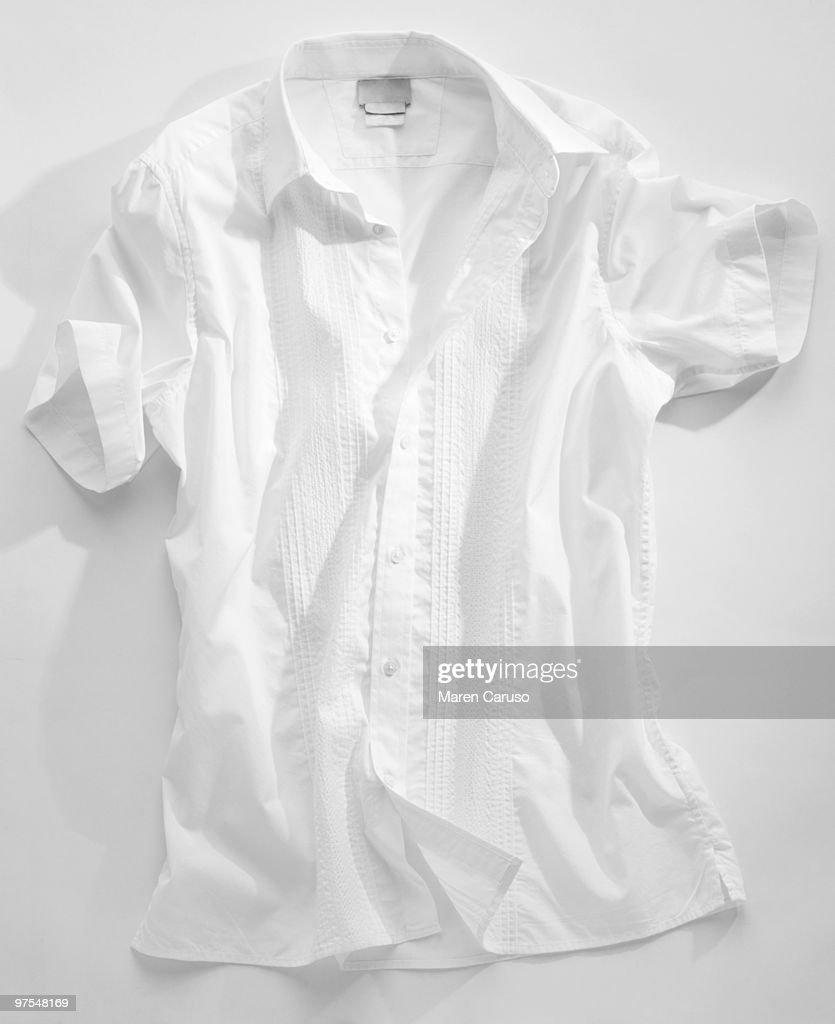 White shirt : Stock Photo