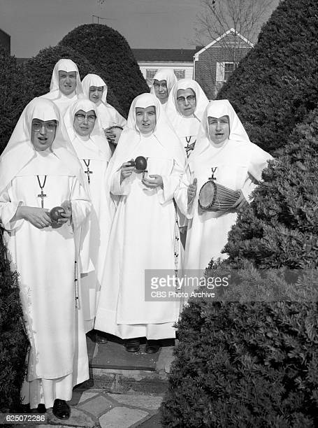 White Sisters of Africa the international order of nuns officially known as the Missionary Sisters of Our Lady of Africa They will sing an authentic...