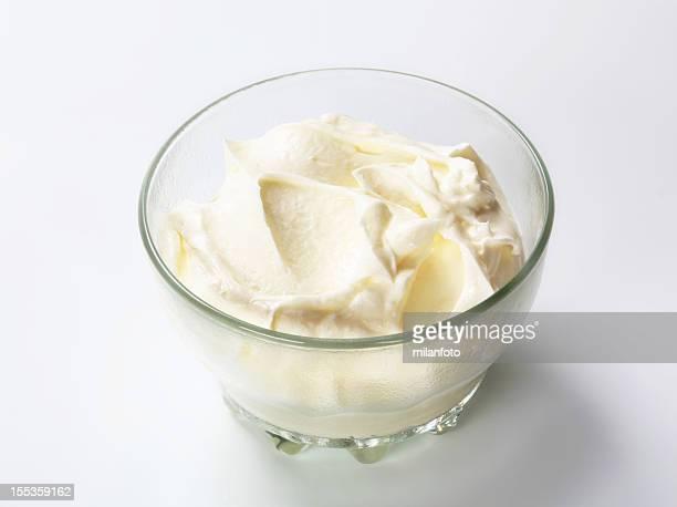 Bianco morbido panna
