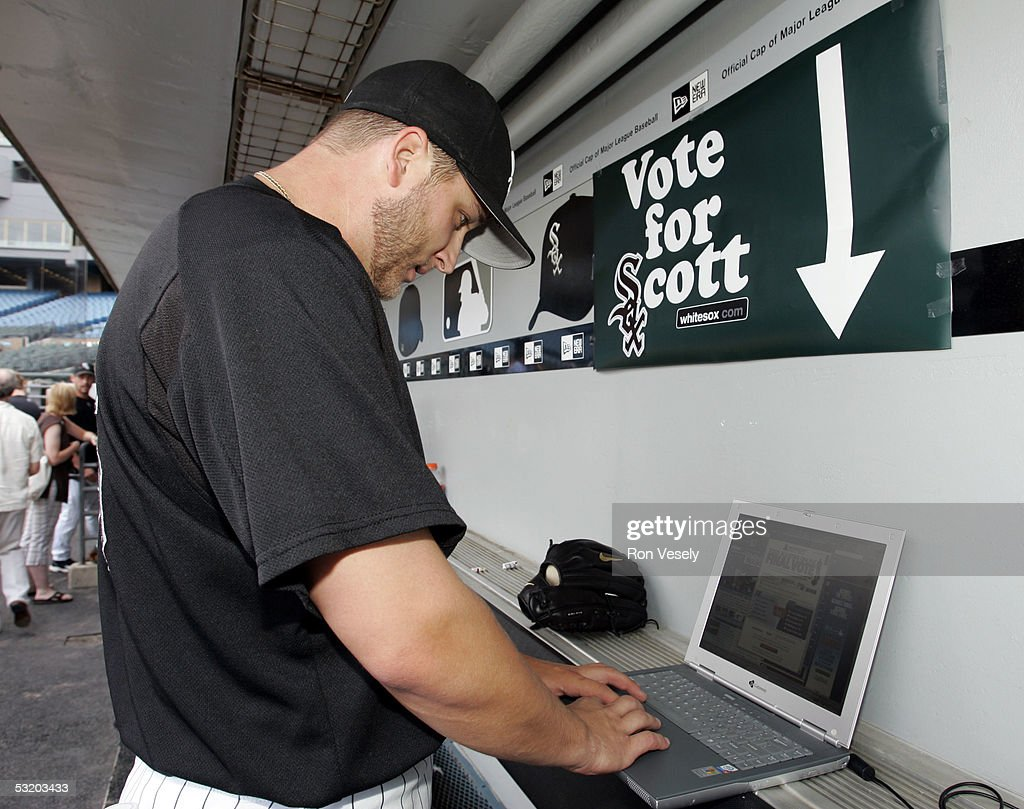 Image result for scott podsednik final vote