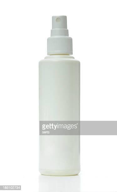 Vaporisateur isolé blanc