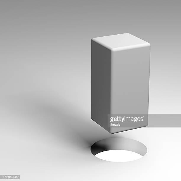 Pièce carrée