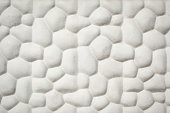 White Stones Wall Texture Pattern Background