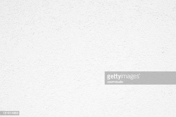 Weißer Stuck-Hintergrund