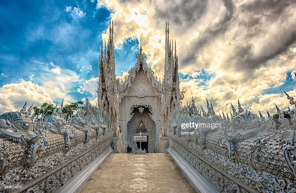 White Temple, Wat Rong Khun