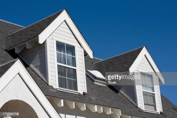 Dormer stock photos and pictures getty images - Dormer skylight best choice ...
