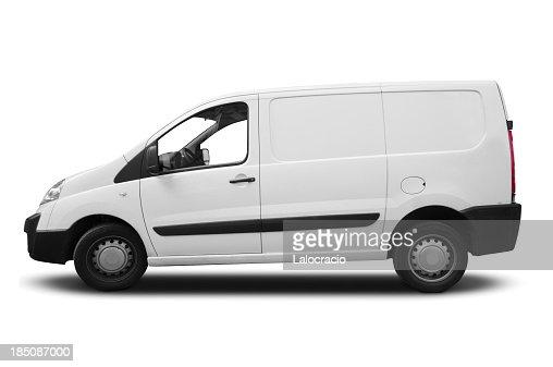 White transporter for branding