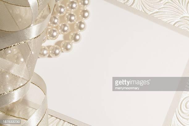 Fundo de casamento branco