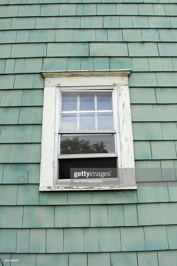 white window : Stock Photo