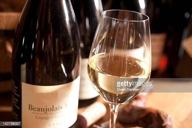 White wine, Beaujolais