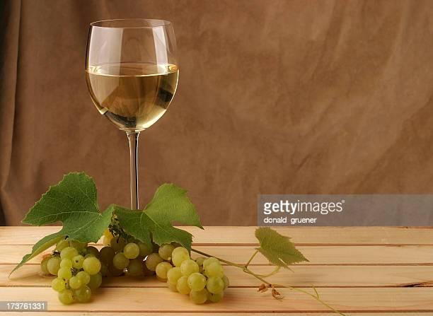 Vin blanc Nature morte