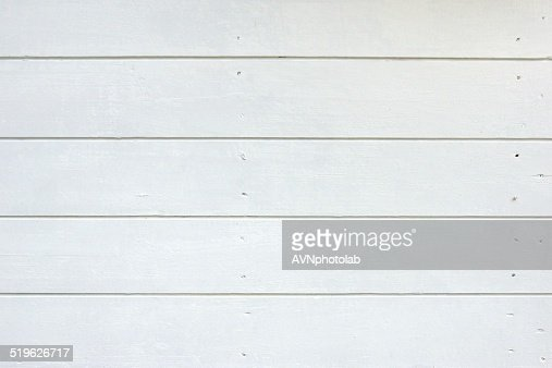White Wood Boards Panel Stock Photo Getty Images