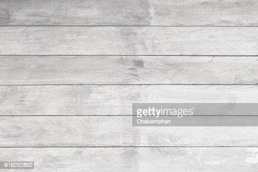 White wood panel : Foto de stock