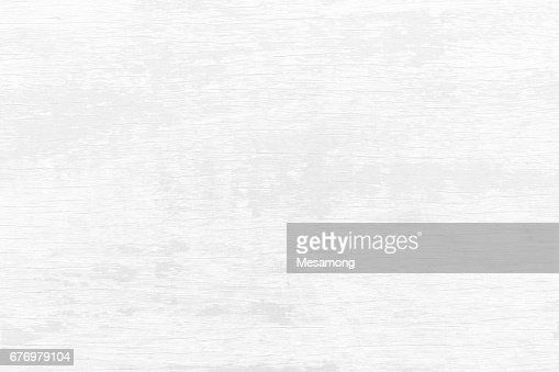 White Wood Texture Background. : Stock Photo