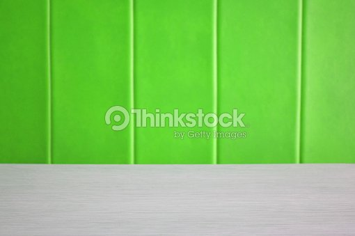 Fine White Wood Texture Table With Green Leather Sofa Background Machost Co Dining Chair Design Ideas Machostcouk