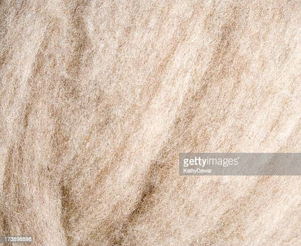 White Wool Fleece