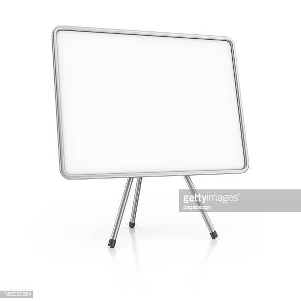 Weiße Tafel