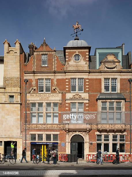 Whitechapel Art Gallery Whitechapel High Street London E1 United Kingdom Architect Witherford Watson Mann / Robbrecht Daem Whitechapel Art Gallery...