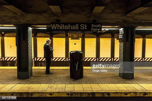 Whitehall Station