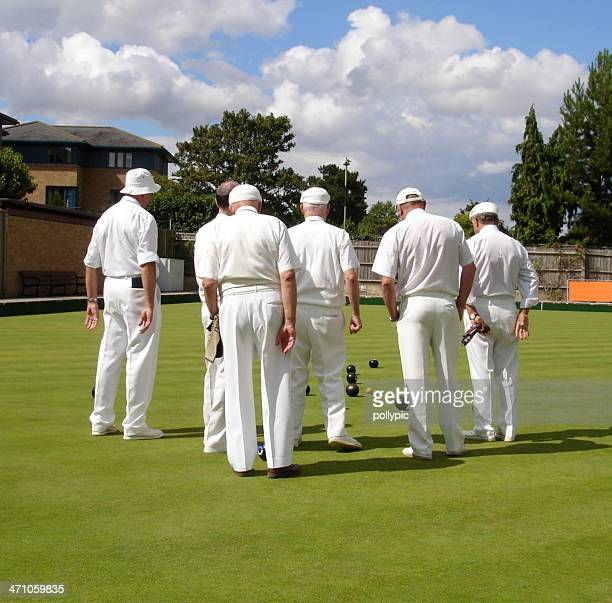 White's game of lawn bowls