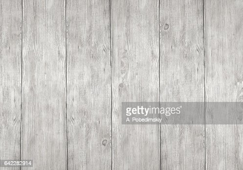Whitewash rustic wooden planks  textured background : Stock Photo