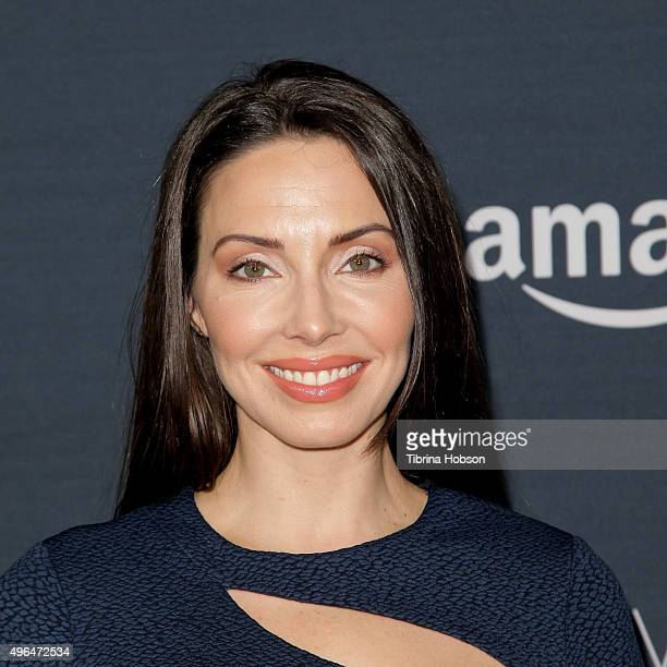 Whitney Cummings attends the premiere of Amazon's 'Transparent' season 2 at SilverScreen Theater at the Pacific Design Center on November 9 2015 in...