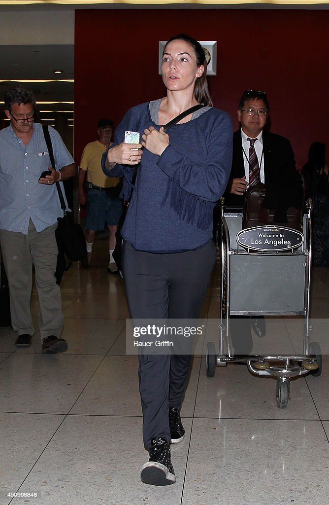 Whitney Cummings is seen on June 20, 2014 in Los Angeles, California.