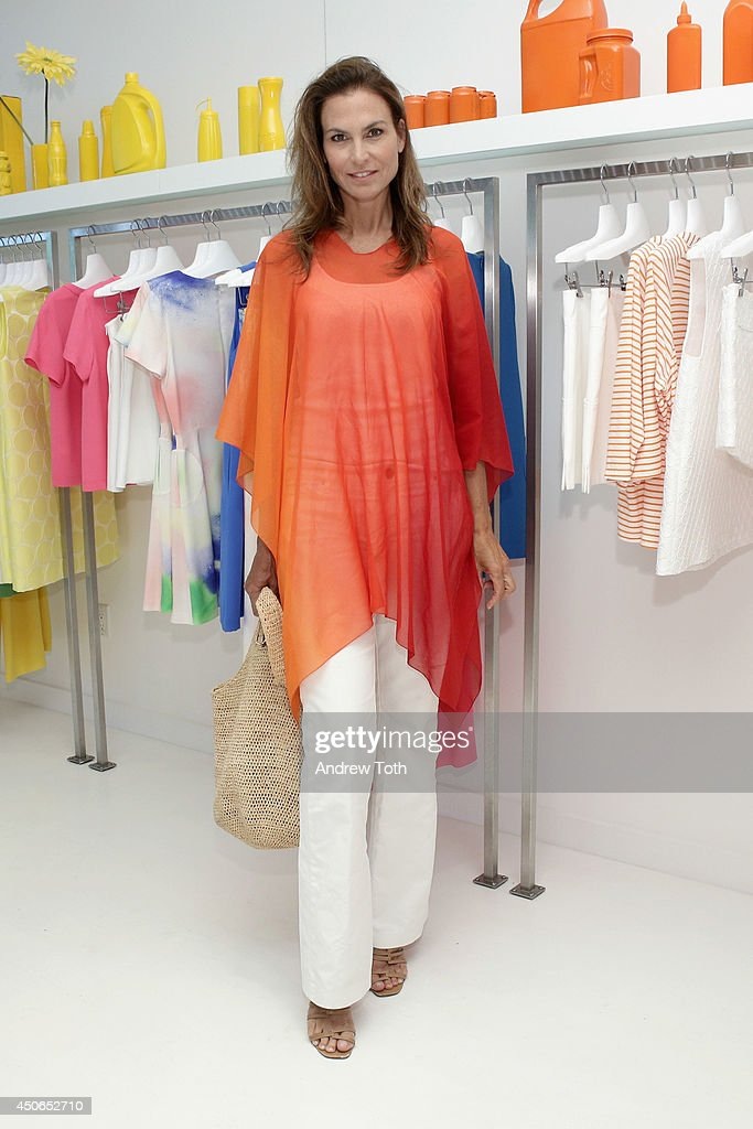 Whitney Fairchild attends Hamptons Magazine celebrates The New Lisa Perry store on June 14, 2014 in East Hampton, New York.
