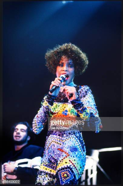 Whitney Houston Ahoy Rotterdam Holland