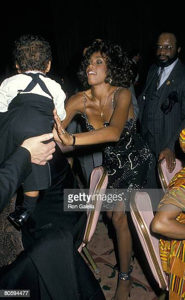 Whitney Houston and Guests