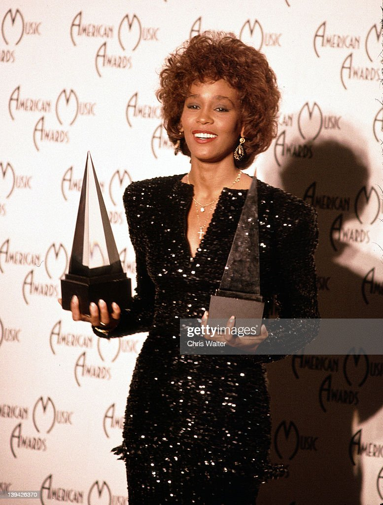 <a gi-track='captionPersonalityLinkClicked' href=/galleries/search?phrase=Whitney+Houston&family=editorial&specificpeople=201541 ng-click='$event.stopPropagation()'>Whitney Houston</a> at the 1989 American Music Awards on January 1, 1989 in Los Angeles, California.
